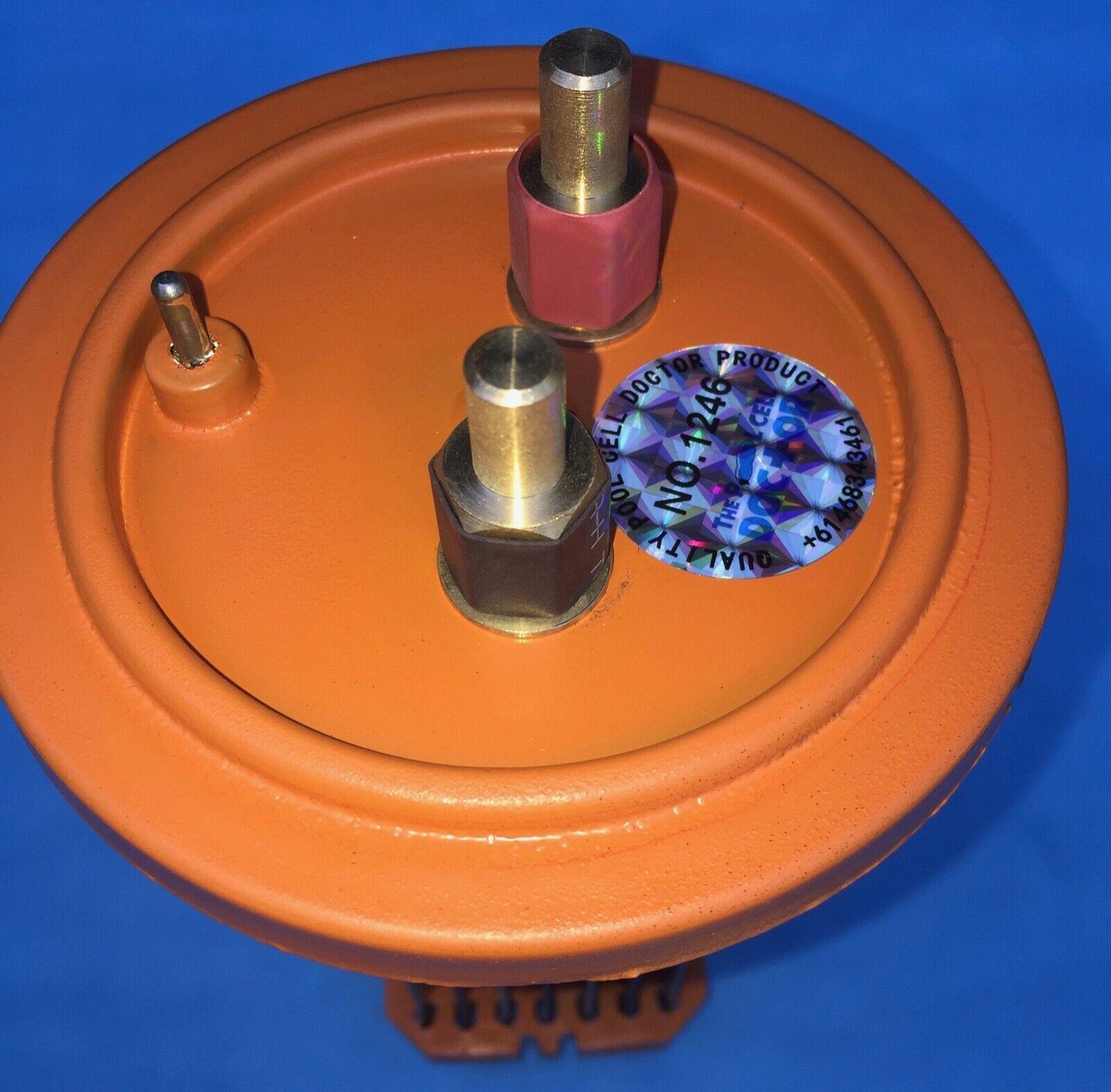 Magna Chlor pool salt cell AC 25 generic 2 y wty 25 amp standard electrode Hduty