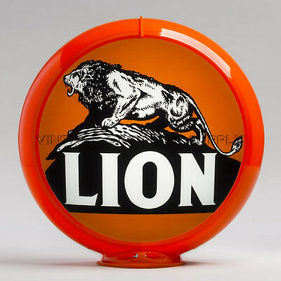 "FREE SHIPPING U.S Only Lion 13.5/"" Gas Pump Globe G208"