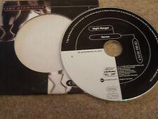NIGHT RANGER Seven PROMO CD ALB METAL. In card sleeve