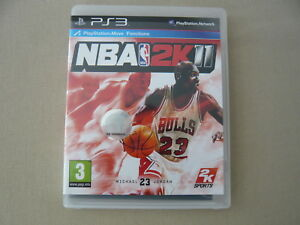 JEU-PS3-NBA-2K11