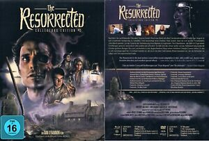THE-RESURRECTED-3-Disc-Collectors-Edition-Nr-2-Blu-ray-DVD