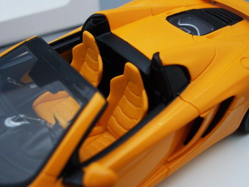 1 43 43 43 True Scale McLAREN MP4-12C SPIDER 2012 (orange) 80ade8