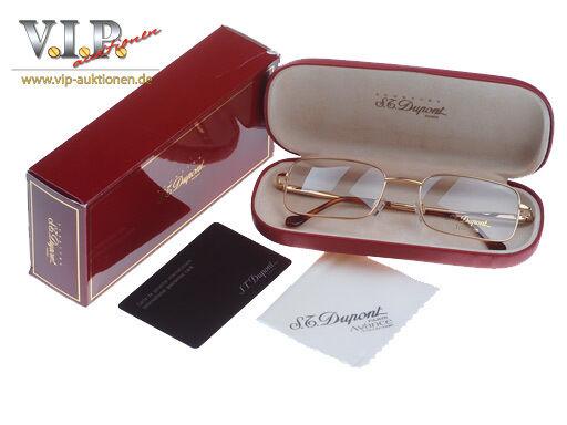 St.Dupont Titanium Glasses Glasses Sunglasses Frame Occhiali