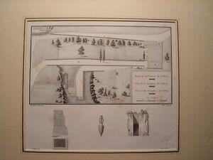 Espana-Valencia-Flat-of-The-Ninfea-Of-Lyria-Alexandre-Laborde-1810-11
