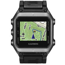 Garmin epix Multisport Smart Watch GPS mappe TOPO dell'Europa-Nero