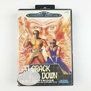 Crackdown-Sega-Mega-Drive-Good-Cond-PAL-Missing-Manual