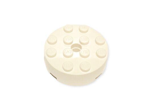 LEGO 87081 Brick 4X4 ROUND W Foro-Scelta Colore-GRATIS P/&P