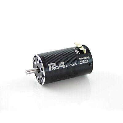 550 Sensorless Brushless Motor 4300KV 4-Pole 1//10 For 4WD RC Short Course