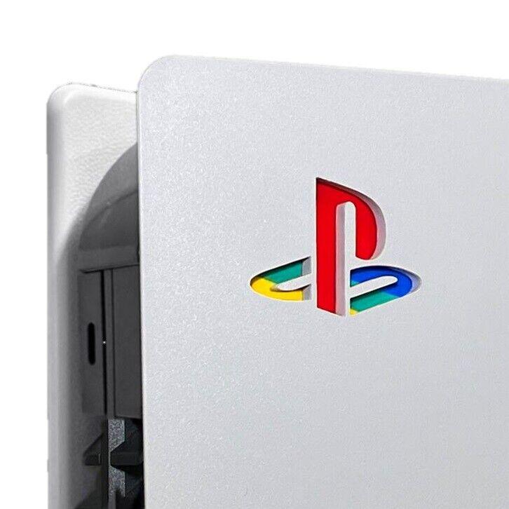 PS5 Sticker Classic Sticker HQ Vinyl PS5 Sticker Decal Logo PS5 Console Logo HD
