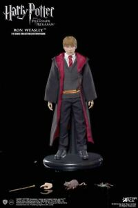 Harry Potter et le prisonnier d'Azkaban Ron Weasley Figure à l'échelle 1/6 non ouverte 4897057880572