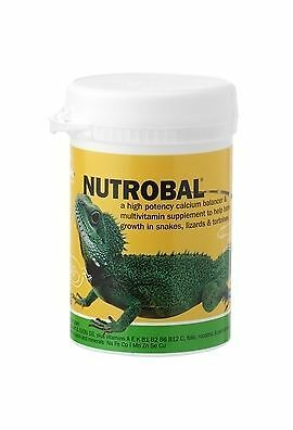 Vetark NUTROBAL - Reptile Vitamin/Calcium Supplement (All Sizes)