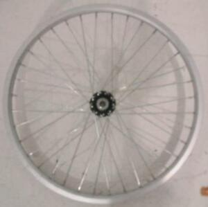 "20/"" REAR ALUMINUM BMX BICYCLE RIM BIKE PARTS B179"