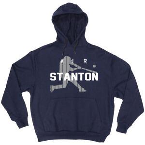 "Giancarlo Stanton Miami Marlins /""AIR HR NEW/"" T-shirt Shirt or Long Sleeve"