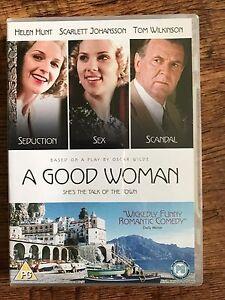 Scarlett-Johansson-Helen-Hunt-TOM-WILKINSON-a-good-woman-2004-Drammatico-UK-DVD