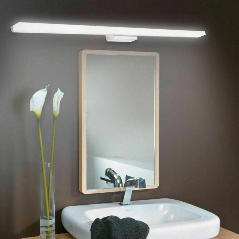Acrylic Modern Bathroom Vanity Led Light Front Mirror Toilet Wall Lamp Fixture