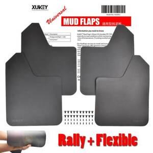 Universal-Mud-Flaps-Splash-Guards-Mudflaps-Fender-Flares-For-Car-Pickup-Van