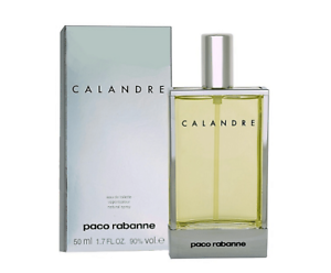 Paco-Rabanne-Calandre-1-7-oz-50-ml-Eau-De-Toilette-Spray-Original-Formula