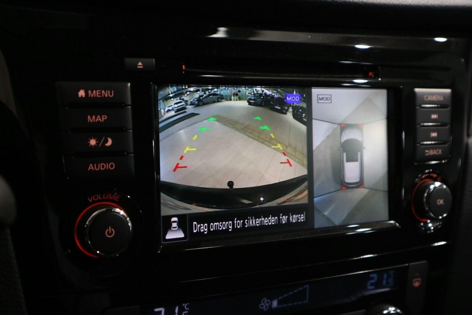 Nissan Qashqai 1,5 dCi 115 N-Connecta - billede 7