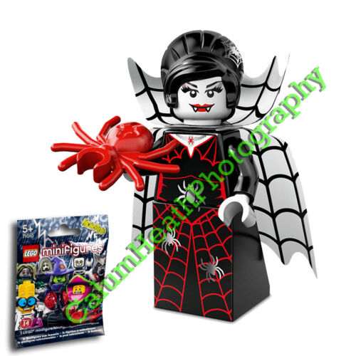 See description LEGO Minifigures Series 14 Spider LadyNew /& Unopened