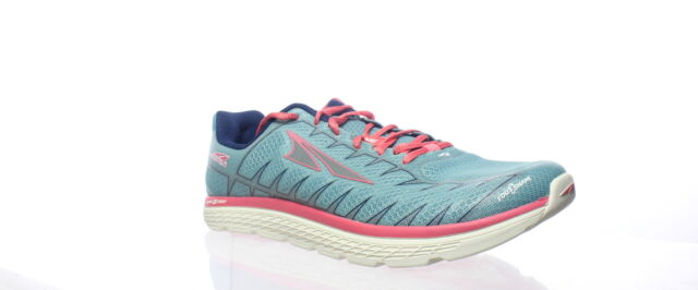 Altra Womens One V3 Light Blue//Coral Running Shoes Size 9 309725