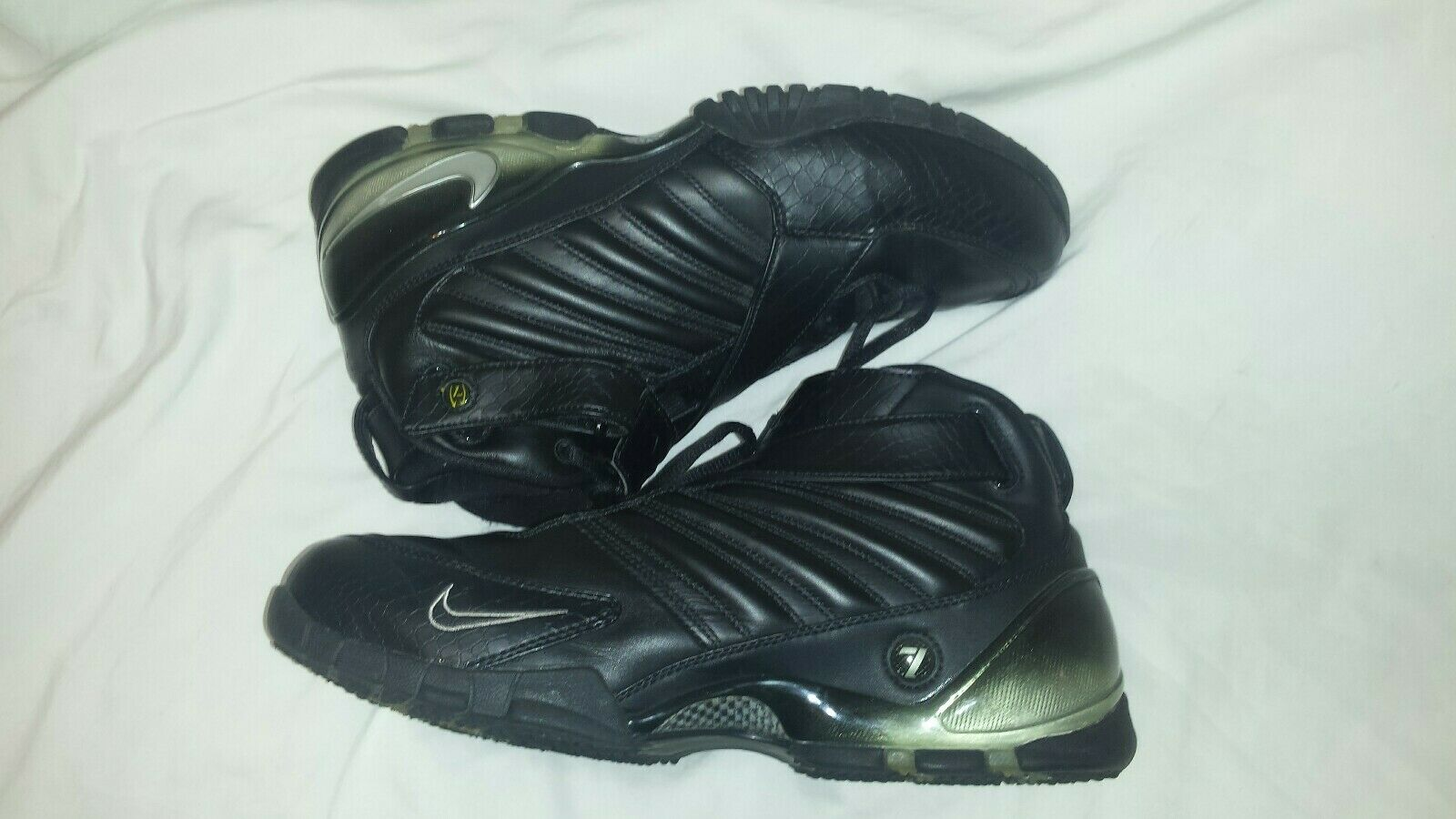 Hip Black 05' 3 III Vick Zoom Nike RARE NFL Falcons 311845