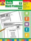 Daily Word Problems, Grade 4 Math by Evan-Moor Educational Publishers (Paperback / softback, 2001)