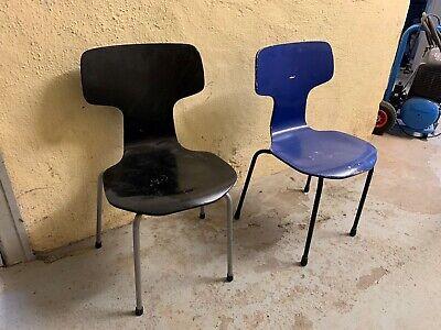 Find Arne Jacobsen T Stol på DBA køb og salg af nyt og brugt