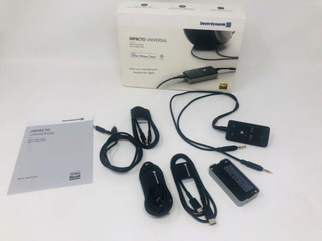 beyerdynamic Impacto Essential High-End DAC Headphone Amplifier