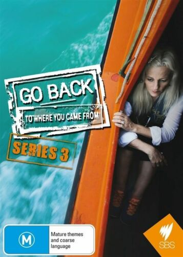1 of 1 - Go Back To Where You Came From : Series 3 (DVD, 2015)