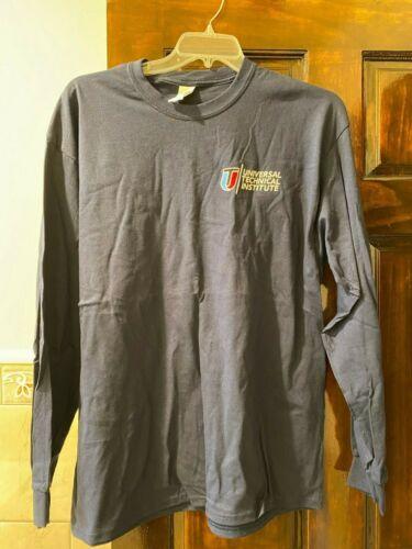UTI Universal Technical Institute Uniform Shirt longsleeve XLarge
