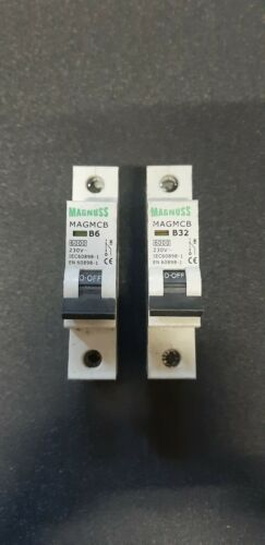 Magnuss MAGMCB B32 32amp MCB