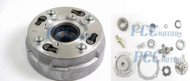 ATV Clutch Assembly Semi Automatic Only 110 125cc Chinese Quad 17 Teeth U  CT16