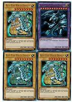 2 Blue-eyes Ultimate Fusion Sets 3 X Blue-eyes White Dragon Ultras+ 3 Commons