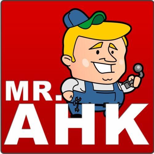 Kia Pride Kombi 98-00 Anhängerkupplung AHK starr