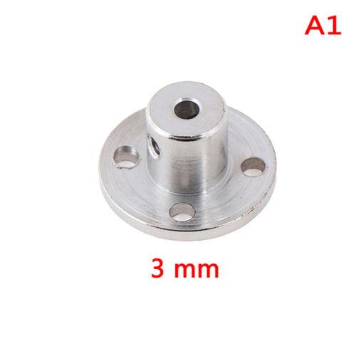 3//4//5//6//7//8//10//11//12mm rigid flange coupling motor guide shaft coupler HU