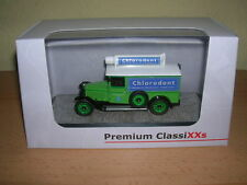 "Premium classixxs mercedes-benz l1000 ""Chlorodont"" 1:43 lim.1000 trozo"