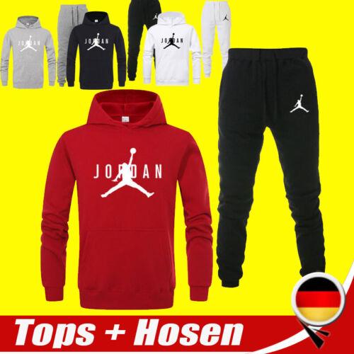Damen Legende Jogginganzug Basketball Hoodies Hosen Sport Trainingsanzug S-XXL