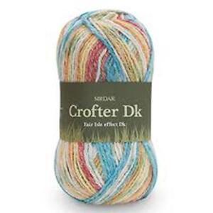 SIRDAR-CROFTER-DK-50g-Various-Colours-1