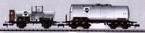 hasta 60% de descuento Minitrix 15125DB Vagón Cisterna Prussia Del Del Del Rin EP (III) Nuevas  wholesape barato