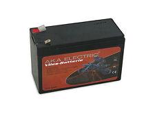 Malla de batería cierre libre de mantenimiento 12v 9,0 ah aka MZ etz125 etz150 etz250 etz251