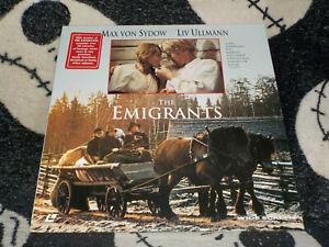 The-Emigrants-Widescreen-Laserdisc-Ld-191-Min-Max-Von-Sydow-Ordini