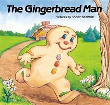 Easy-to-Read Folktales: The Gingerbread Man by Karen Schmidt (1980, Paperback)