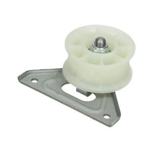 TCM570G Compatible Hotpoint Sèche-linge Roue jockey Blanc TCL785BP