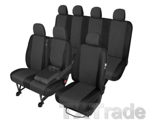 Sitzbezüge IVECO DAILY 7 bis 2014 Sitzer Sitzbezug Schonbezüge ARES DV1M2LTAB4