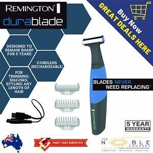 Mens-Shaver-Cordless-100-Waterproof-Stubble-Trimmer-Remington-Rechargeable