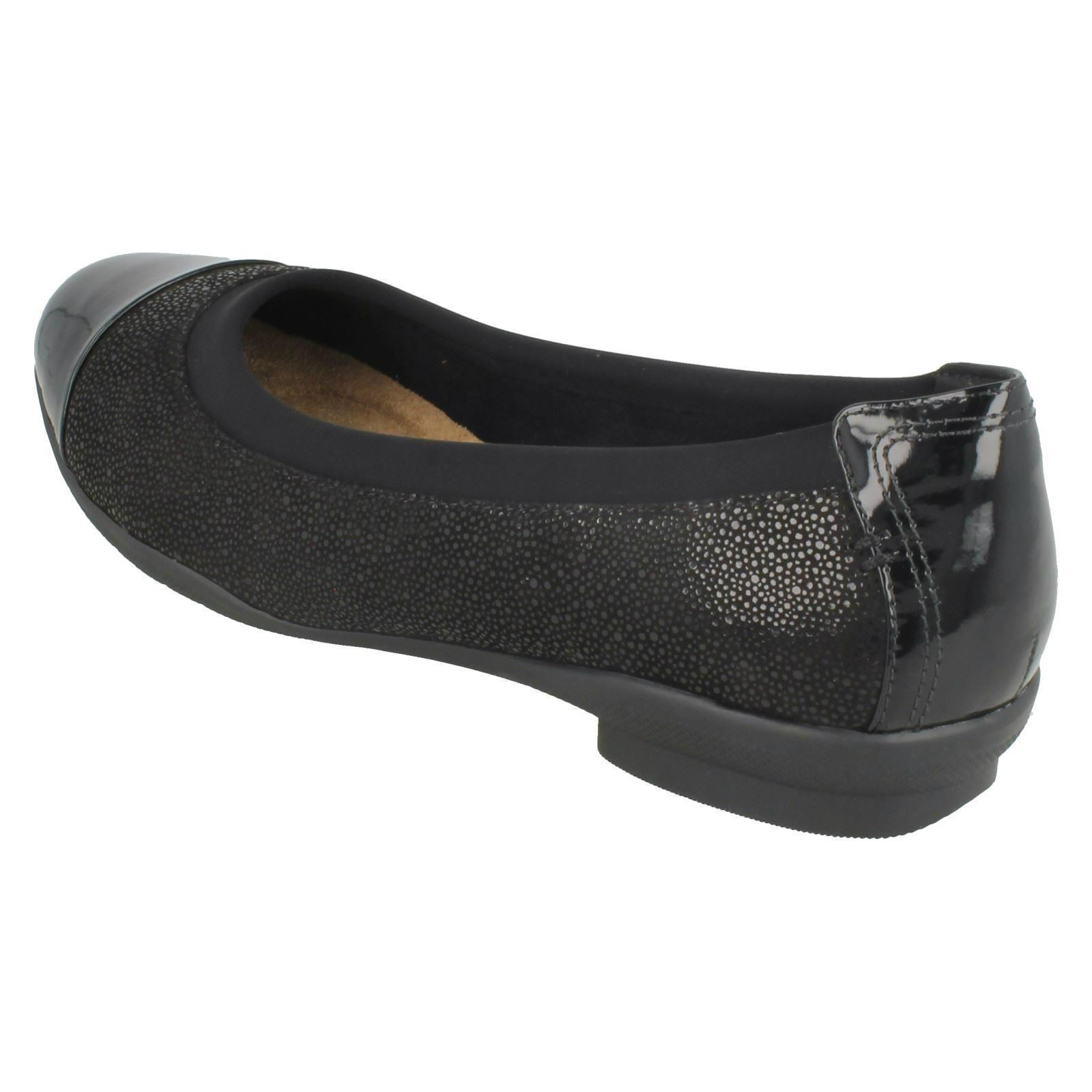Mujer Clarks Nubuck Jardín Zapatos sin Cordones Neenah Jardín Nubuck Ajuste E 8caadc