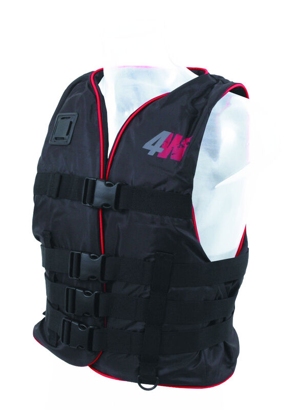 VEST SKI PRO 50N 60 176.4lbs FOR WATER