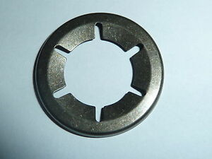 Push di bloccaggio sulla velocità interna Grab Lock le rondelle Clip 10 x 3,4,5,6 /& 8mm 50PCE