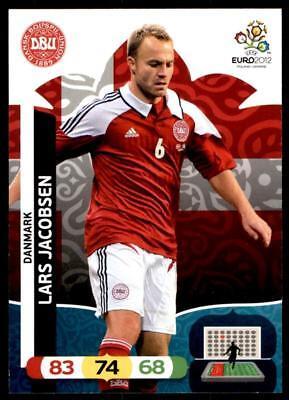 Match coronó euro em 2012 #021 lars jacobsen-Dinamarca