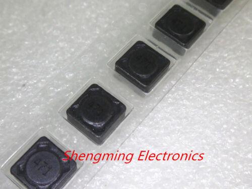 100PCS blindé Inducteur SMD Puissance inductances CD74R 470uH 471 7.4x7.4x4mm